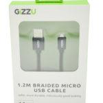 GIZZU Micro 1.2m USB...