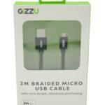 GIZZU Micro 2m USB...