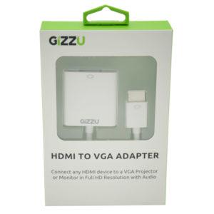 GIZZU HDMI to VGA...